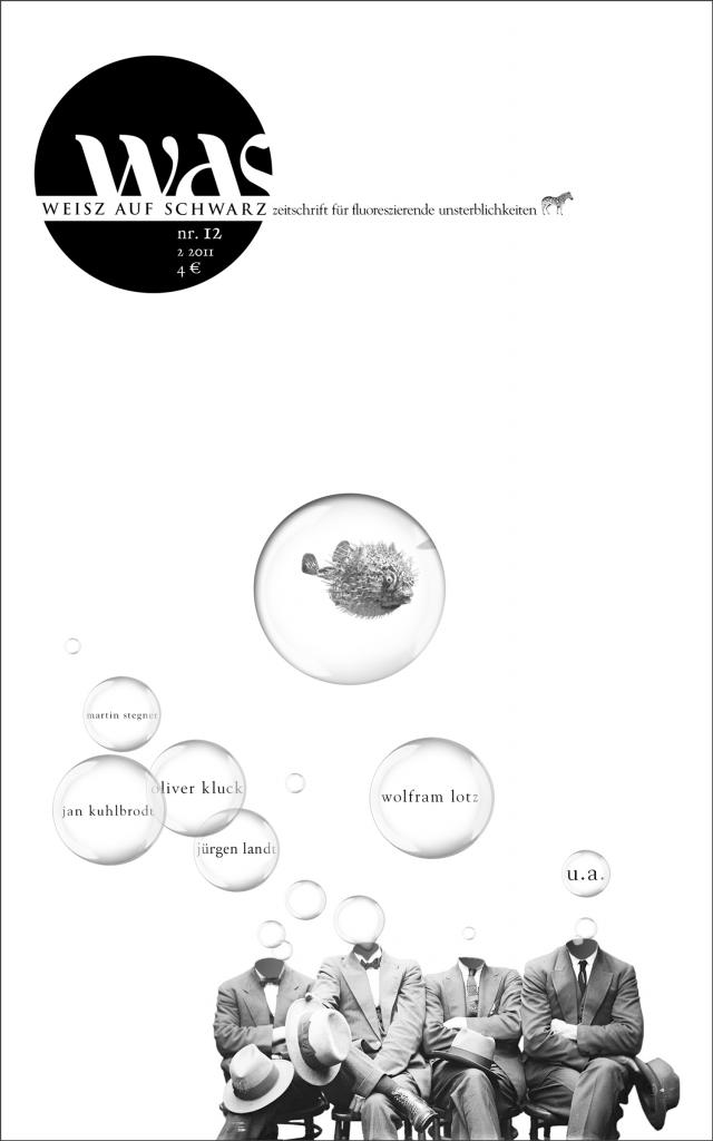 #12 Zeitschrift für fluoreszierende Unsterblichkeiten